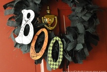 Halloween / by April Smallwood