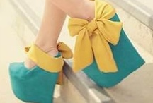 Shoes with Character  / Just  odd shoes, or some not necessarily my taste but whatever floats your boat / by Amanda Sah
