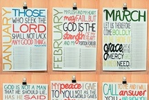 printables and fonts / by Kasey Dow