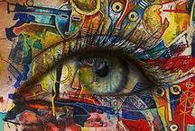 Graffiti - Urban Art / by Dissident Fairy
