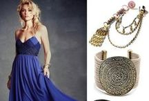 Bohemian Fashion / Bohemian fashion style is more of a state of mind rather than just a trend.Get into the spirit by investing in glam bohemian-inspired finds for Brandiktiv's 3 days of bohemian hippy style! / by Brandiktiv