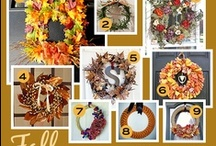 Wreaths / Something 4 every season-holiday an just because we love a beautiful wreath-its another way to show our personality / by brenda karason