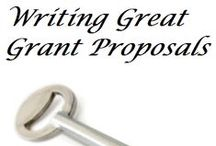 Grant Funding / Grant funding tips on writing winning grant proposals. Grant writing can get you the funding you need if you know how to do it right. Check out tips from the top grant writing experts. / by Fundraiser Help