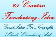 PTA Fundraising / Everything about PTA fundraising, including organization, getting more volunteers, and raising money. PTA fundraising ideas for fun events, recycling, and products to sell. / by Fundraiser Help