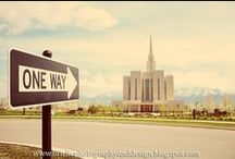 LDS Temples / Definitely getting married in one of these! / by Cambrie