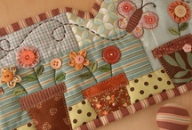 Quilts & Stitching - Spring/Easter / Includes Valentines and St. Patrick Day Quits and Stitching! / by Michelle Sousa