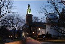 Denison University/ Granville and Newark, OH / by Emily Slaven