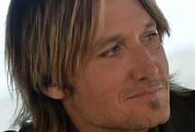 Music Artists - Keith Urban / by Sue Thompson