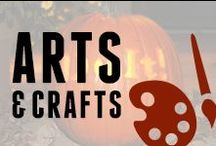 Arts & Crafts / Some arts and crafts to try for a rainy day... Why not try them while enjoying a slice of Godfather's Pizza as well?! / by Godfather's Pizza