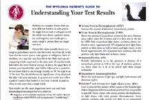 Myeloma Understandi Your Tests and Track Test Results / by Myeloma Teacher