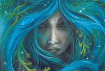 all things mermaid / by SugarGum