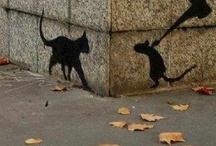 Street Art / Striking in its simplicity / by karen