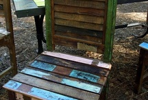 Pallets  / by Cathy Rogers