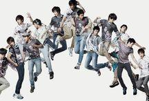 Super Junior / Super Junior (슈퍼주니어) / by Abigail Isamar Cruz