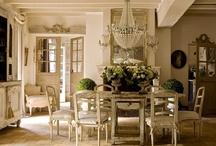 salle à manger  / by marsha chenault miller