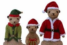 Christmas Knitting / Knitting Patterns for Christmas / by Knitables