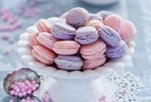 Macaron's / by bakinginpyjamas.com