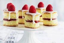 Mini Cakes / by bakinginpyjamas.com