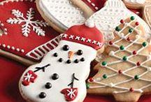 Christmas Cookies / by bakinginpyjamas.com