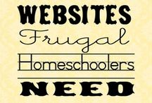 homeschool / by Sharon Glanzer