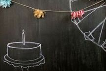 GATHER || first birthday / by Sarah Copeland