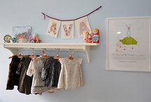 DESIGN || nursery  / spaces to welcome baby  / by Sarah Copeland