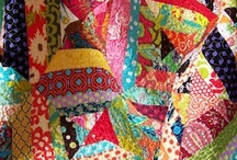quilting & crafting / by stacy hames