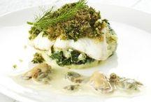 Koken: Vis en zeevruchten / by Greet D.