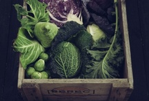 GROW || just picked / fresh from the farm + the field  / by Sarah Copeland