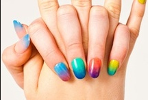 Nails I <3 (and will try) / by Sasimon (Sas) Boonyavatana