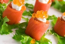 Appetizers & Hors d'oeuvres / Appetizers hors d'oeuvres / by Susan Gallion