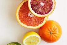 EAT || citrus / by Sarah Copeland