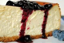 MORE CHEESECAKE... / WHAT CAN I SAY. WHO DOSEN'T LOVE CHEESE CAKE... / by Milli Nieves Garcia