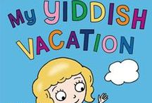 """Jewish Books for Children and Teens / So many wonderful Jewish books for children and teens.  Browse our """"library"""" and find the perfect gift for a holiday, a birthday or any occasion. / by Jvillage Network"""