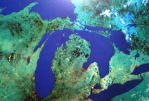 Michigan / by Carol Huebner