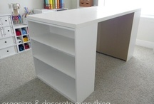 Home ORGANIZATION / by Violet Read