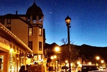 Manitou Springs, Colorado / by The Cliff House at Pikes Peak