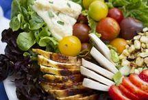 Healthy Salads / by Fibro Wellness People