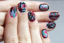 Fancy Shmancy Nails / by Auset Lawson