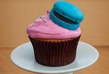 Cupcake & Macaron / by L'Effet Mer