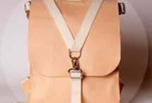 Leather.Bags / by Hana