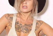 Tattoos / by Jeannette Fancher