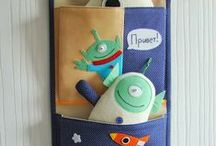 Space Theme / Outer space activities and crafts for kids. / by Dyan (And Next Comes L)
