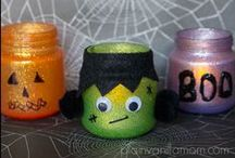 Halloween / Halloween activities and crafts, including lots of Halloween themed learning ideas for kids. #halloween / by Dyan (And Next Comes L)