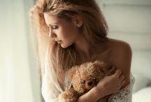 TEDDY BEARS :) / by Bella Eve
