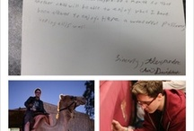Thank You Letters / by Chai Lifeline