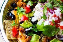 Vegan Recipes / Vegan recipes to help you eat healthy.  / by Katy Blanchard