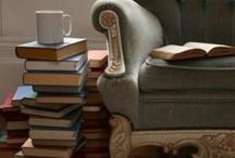 read read read / i also love vintage things.  / by Cynthia Garcia