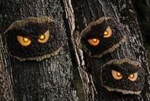 Halloween ideas / by Christine Walsh