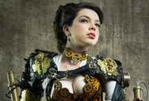 Steampunking / by Sapphire T